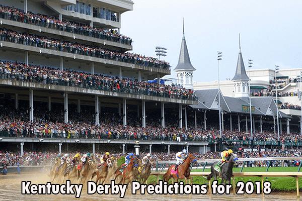 2018 Kentucky Derby Predictions