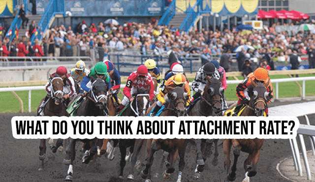 Kentucky derby 2020 Attachment Rate